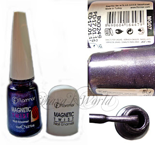 flormar magnetic twist mg 07