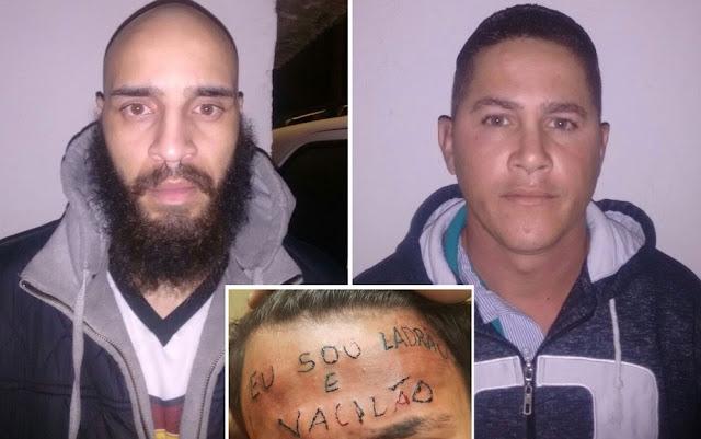 Tatuador alugou quarto em pensão onde escreveu na testa de adolescente no ABC