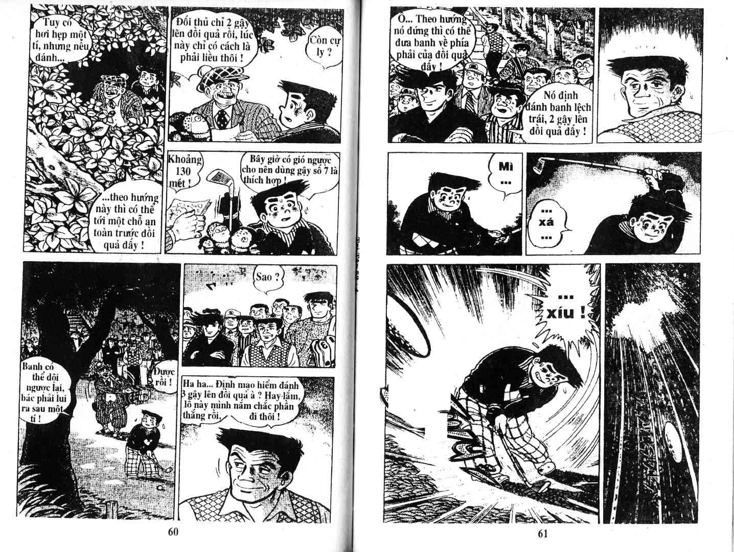 Ashita Tenki ni Naare chapter 52 trang 29