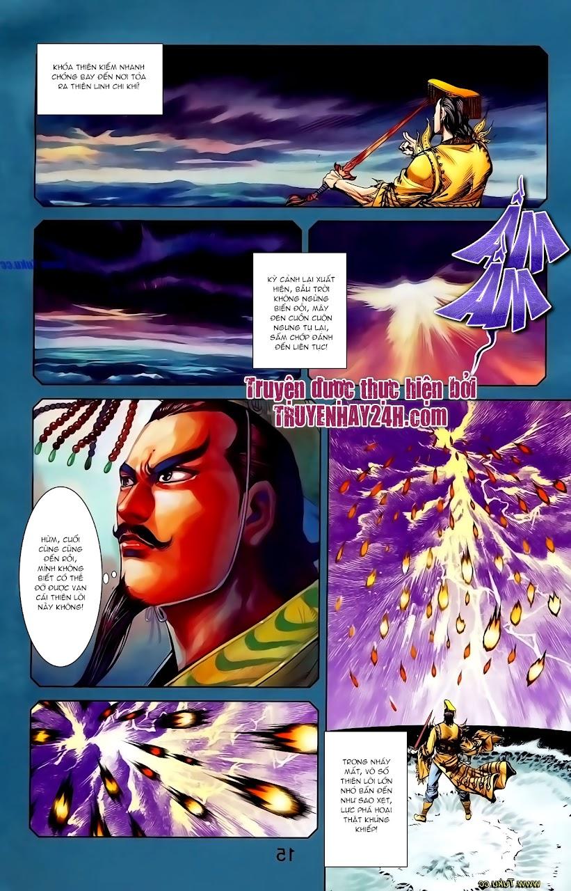 Cơ Phát Khai Chu Bản chapter 115 trang 29