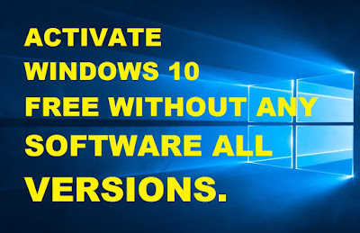 How To Activate Windows 10 Pro Free Product Key 64 Bit