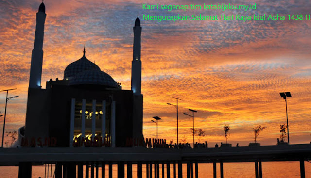 Kata Kata Ucapan Idul Adha 1438 H