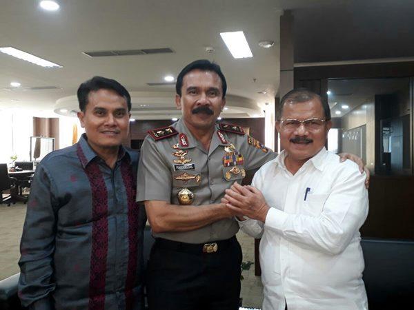 Ali Mukhni Minta Jokowi Lakukan Ground Breaking Tarok City