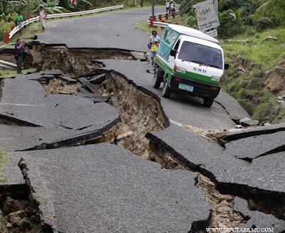 Pengertian, Jenis, dan Dampak Gempa Bumi Lengkap