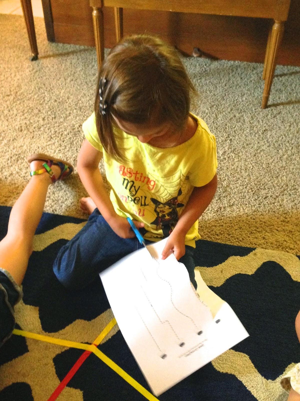 My Homeschooling Journal Spider Lesson Plan For Preschool