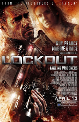 Sinopsis Film Lockout 2012