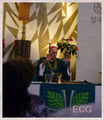 Bishop Larry Silva