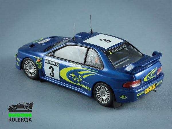Trofeu Subaru Impreza S6 WRC Winner NetworkQ RAC Rally