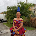 Photos: Check Out Actress Ibinabo Fiberesima's outfit to AMVCA 2016