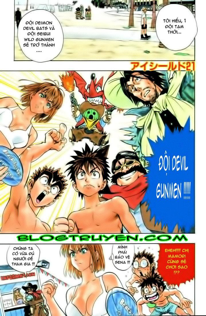 Eyeshield 21 chapter 73 trang 2