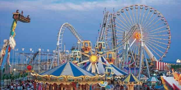 24 NEW THEME PARKS TO OPEN IN SAUDI ARABIA