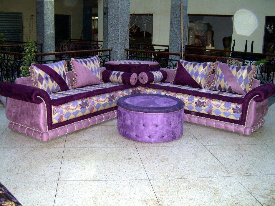 Fauteuille En Cuir Dangle Style Marocain : Top salon marocain fauteuil fotey maroc