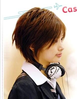 model rambut 2018 perempuan tomboy