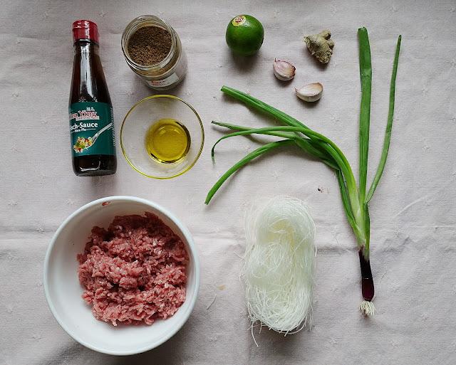 #inunter20 Minuten zubereitet | Lauwarmer Glasnudelsalat mit Hackfleisch und Gemüse | Mehr schnelle und leckere Rezepte auf judetta.de