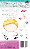Creative Doodles - Making Faces stamp set