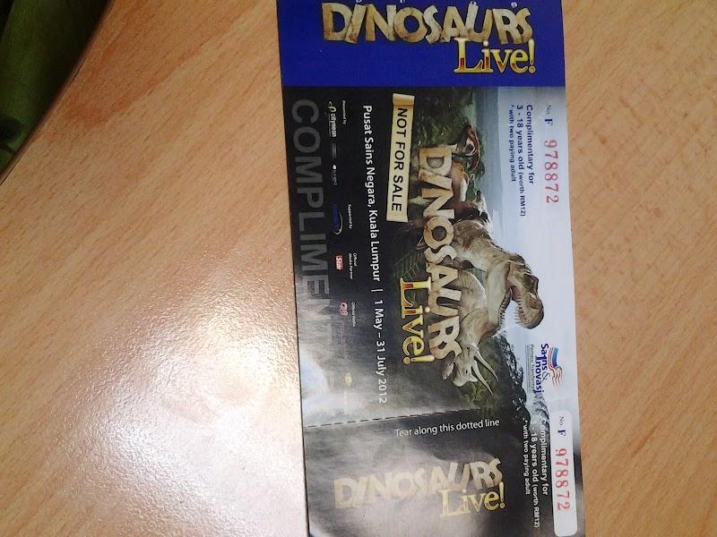 Dinosaurs Live