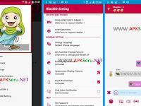 BBM Mod Originallate V2.13.0.26 apk Clone + Bisa Ganti Warna