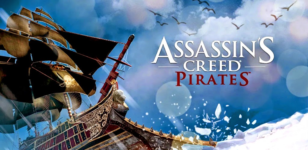 Download Assassins Creed Pirates Apk + Data