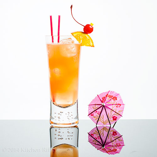 The Straits Sling Cocktail