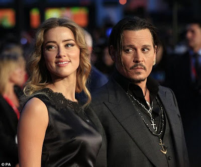 Johnny Depp refuses to pay $6.8m divorce settlement to Amber Heard because she wrote an open letter about domestic violence