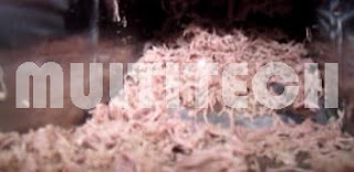hasil suwir daging