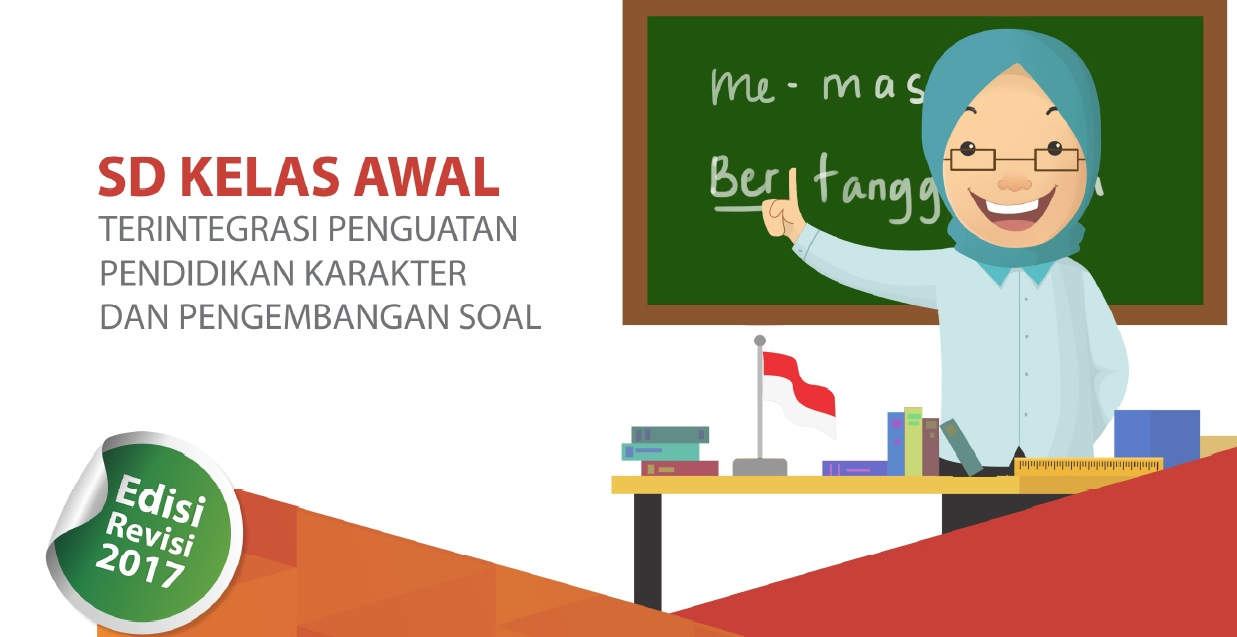 Modul Guru SD Kelas Awal (Pengembangan Keprofesian Berkelanjutan)