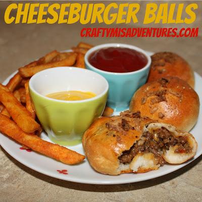 Cheeseburger Balls
