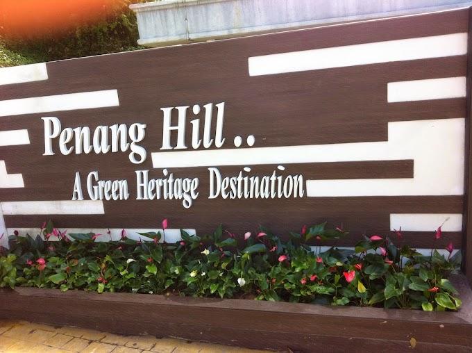 Penang Hill @GeorgeTown, Malaysia