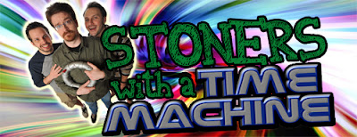 Hustlebot presents Stoners with a Time Machine