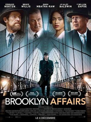 Motherless Brooklyn 2019 Movie Poster 3