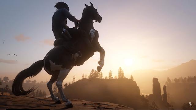 العلاقة بينك وبين الحصان في لعبة Red Dead Redemption 2 ستقسم إلى أربعة مستويات و هذه بعض التفاصيل ..