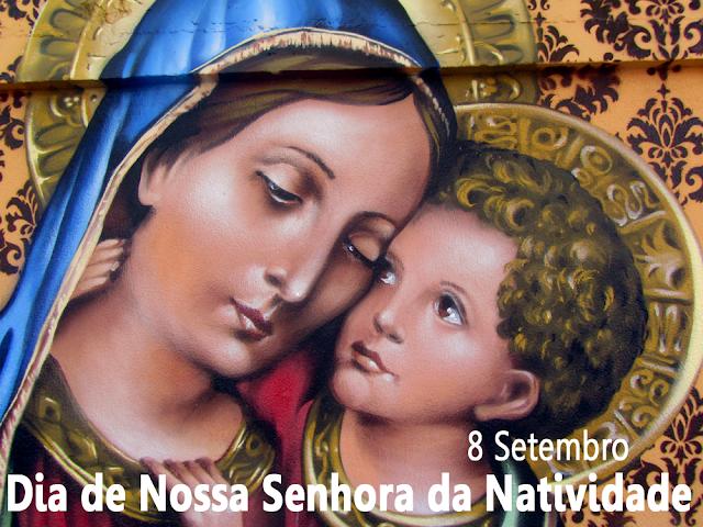 Resultado de imagem para Dia da Natividade de Nossa Senhora