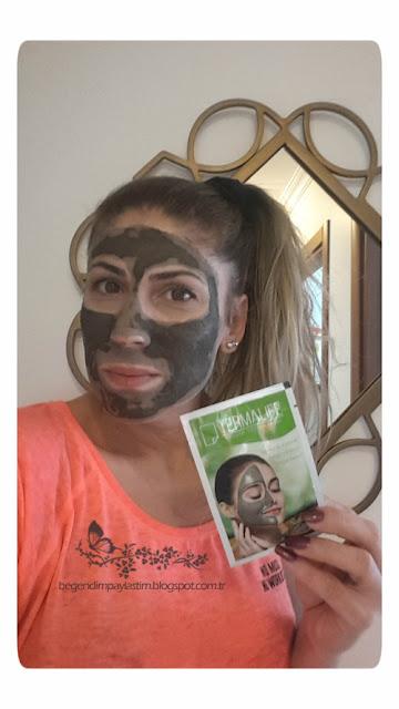 Termalıfe Peloid Yüz Maskesi