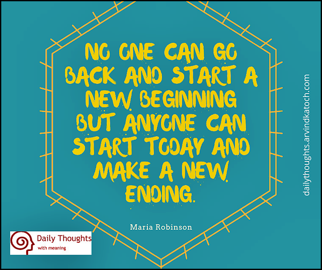 back, beginning, ending, New year quote,