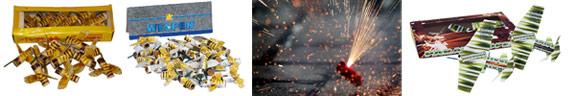 wat zijn mooie vuurwerk pijlen