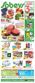 Sobeys Food Flyer August 17 - 23, 2018