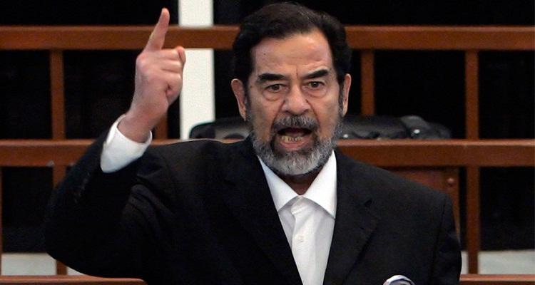 سجين سابق يكشف : هكذا كانوا يعذبون صدام حسين في السجن