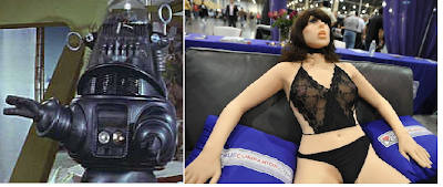 Sign Of The Times: From Robby to Roxxxy the Robot