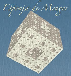 SketchUp: Copiar y mover. Esponja de Menger