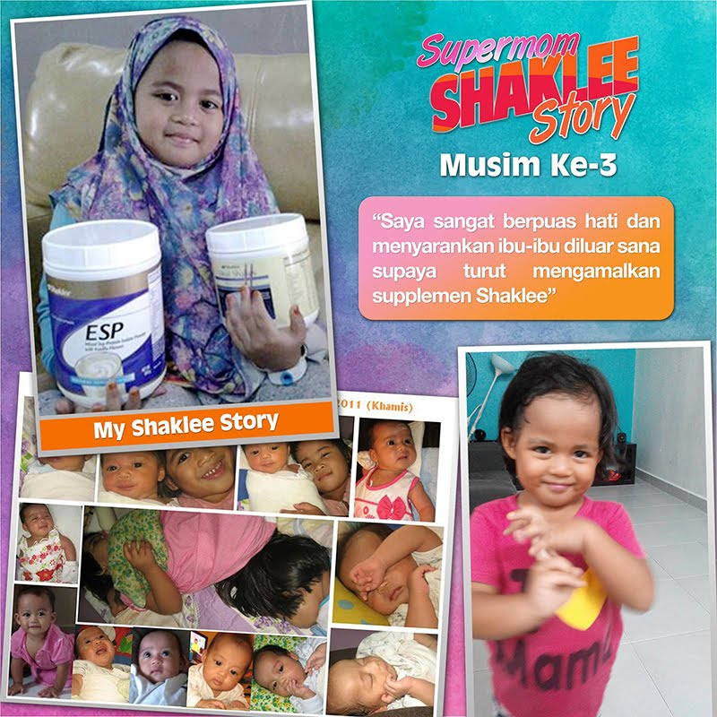 rahsia susu badan sampai susukan anak 2 tahun