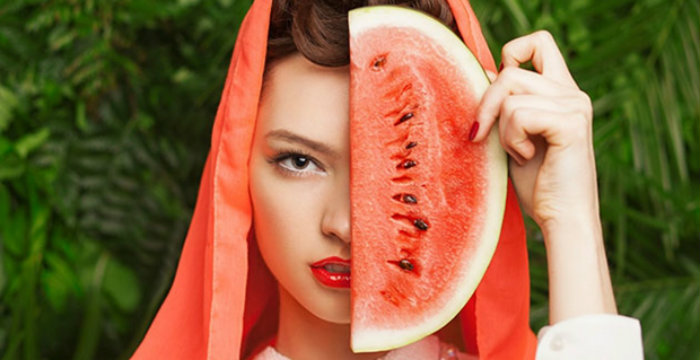 Manfaat Kecantikan Menggunakan Semangka