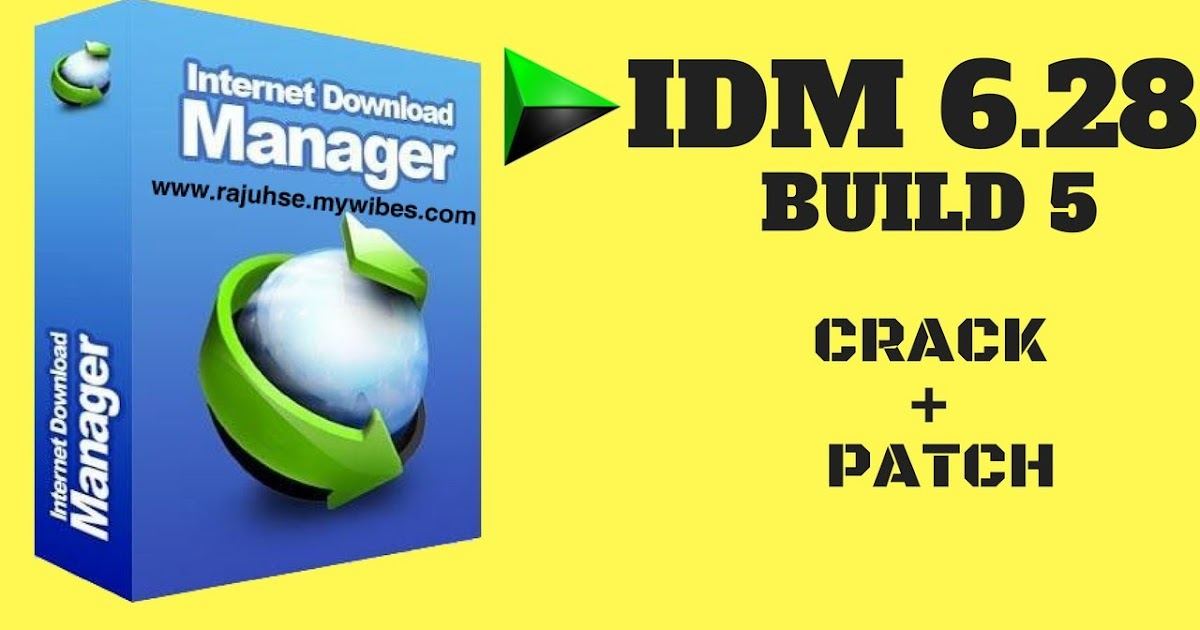 IDM 6.28 Build 5 By Haseeb Crack Version - PRO G@MERS @nd ...