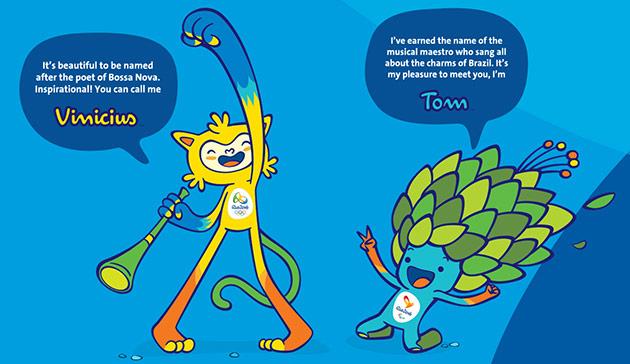 Η κλήρωση του ποδοσφαιρικού τουρνουά των Ολυμπιακών Αγώνων του Ρίο