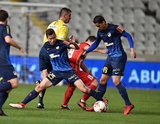 Οι Φωτογραφίες του αγώνα κυπέλλου  (ΑΠΟΕΛ 2-2 ΣΑΛΑΜΙΝΑ, 5-2 συν.)