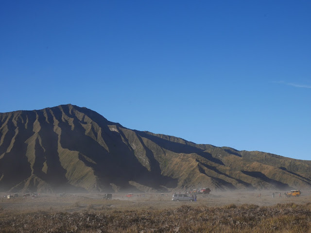 Another shot in Bromo!
