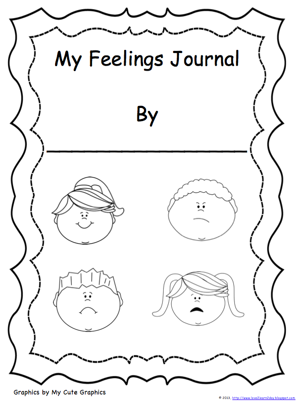 love2learn2day: Feelings Journal: Working Through Mads