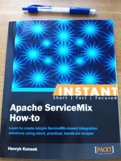 Apache ServiceMix How-to Book Published - DZone Integration