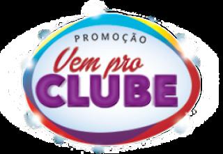 Participar promoção Vem Pro Clube 2016