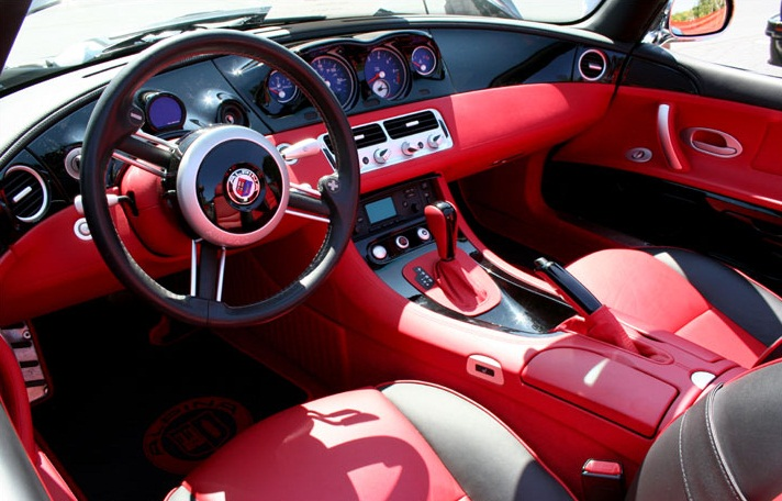 Sports Cars Ferrari Enzo Interior
