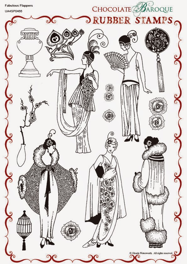 http://www.chocolatebaroque.com/Fabulous-Flappers-Unmounted-Rubber-stamp-sheet--A4_p_6039.html